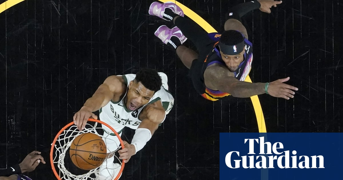 With Giannis less than 100%, the NBA finals already feel like Chris Paul's series