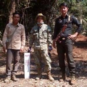 WCS has named the victims as Thol Kna, Tern Soknai and Seng Vattana.