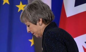 The consensus in her party is that Theresa May has reached the twilight of her premiership.