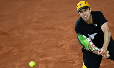 Sam Querrey accused of fleeing Russia by private jet after positive Covid-19 test