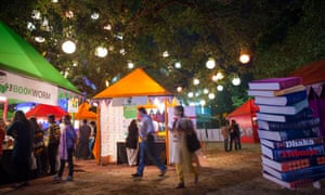 'Part of the struggle to define the soul of the nation': the Dhaka Lit Fest in Bangladesh
