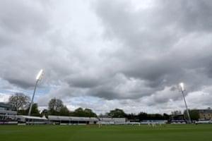 Moody skies in Chelmsford.