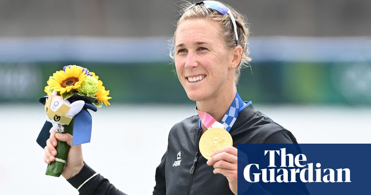 New Zealand rowers claim two more golds in historic Olympic regatta wins