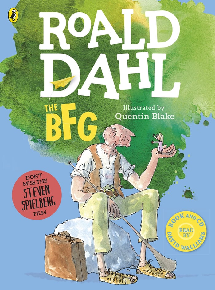 Scrumdiddlyumptious My Roald Dahl Top 10 Books The Guardian
