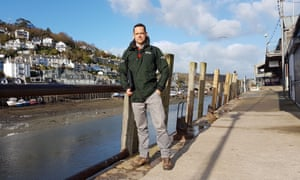 Steve Marks, who oversees much of the Environment Agency's work in Looe, says the risks are growing.
