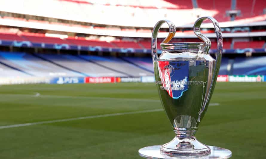 For a second season in a row, the Champions League final could take place in Lisbon.