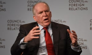 """CIA director John Brennan: """"We work closely with the Iraqi government. The Iranians work closely with the Iraqi government as well."""""""