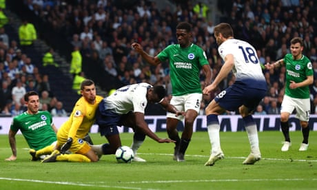 Tottenham Hotspur v Brighton: Premier League –live!