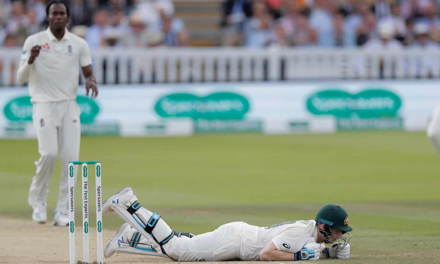 Steve Smith ruled out of Ashes second Test final day with concussion