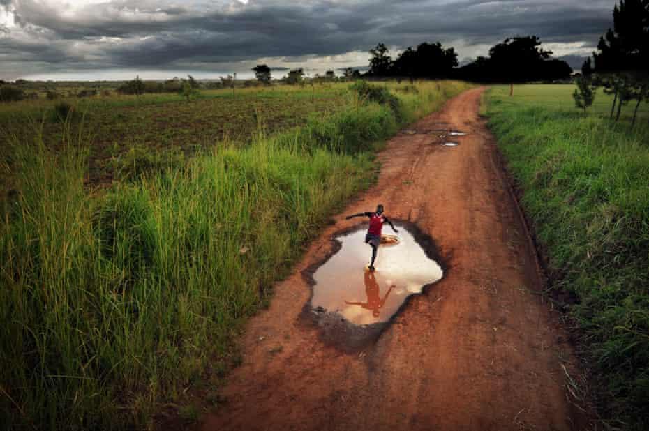 Wilberforse, 11, Uganda