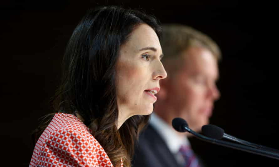New Zealand's Jacinda Ardern said she expected the country's borders to be impacted by Covid for much of 2021.