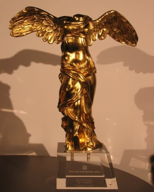 Golden Nica Award to Creative Commons (Prix Ars Electronica Net Vision 2004)
