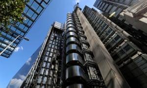 Lloyd's of London's HQ