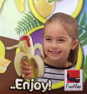 Banana Surprise … child's play?