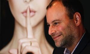 End of an affair … former Ashley Madison CEO Noel Biderman.