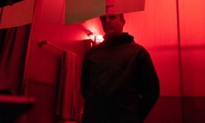Clammy new villain ... Sallinger (Jeremy Bobb)