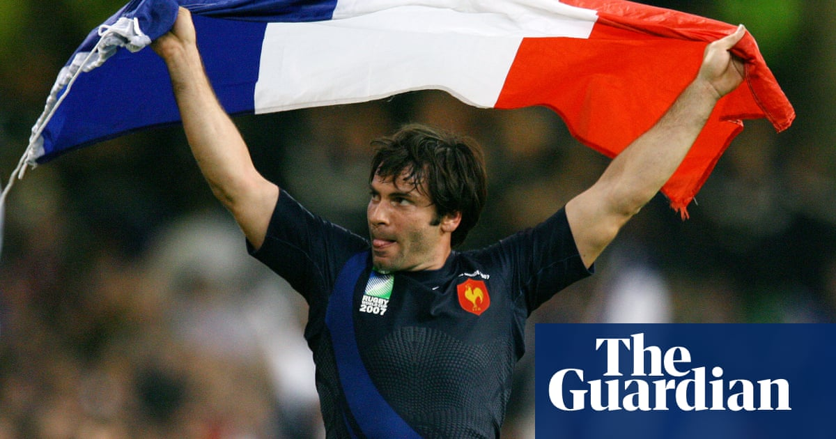 French Rugby World Cup winner Christophe Dominici dies, aged 48
