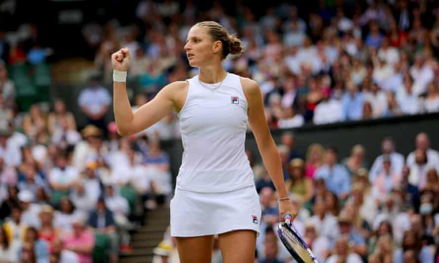 Karolina Pliskova vs Aryna Sabalenka   Semi-Final Highlights