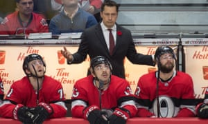 The Ottawa Senators are having a solid season on the ice but there have been problems away from the arena