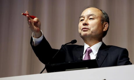 Softbank's $4bn profit on US tech bets hasn't impressed investors | Nils Pratley