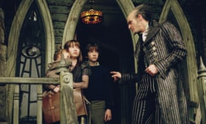 A scene from DreamWorks Pictures' Lemony Snicket's A Series of Unfortunate Events