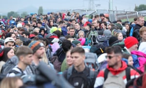 These people have already arrived for this year's Glastonbury, but you won't catch Adrian Chiles joining them.