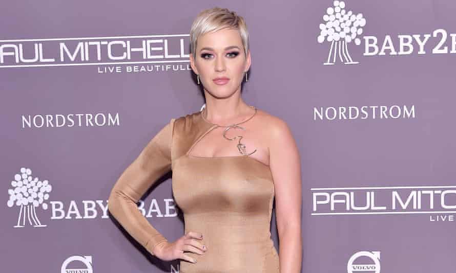 Katy Perry at the Baby2Baby gala, 10 November 2018, California.