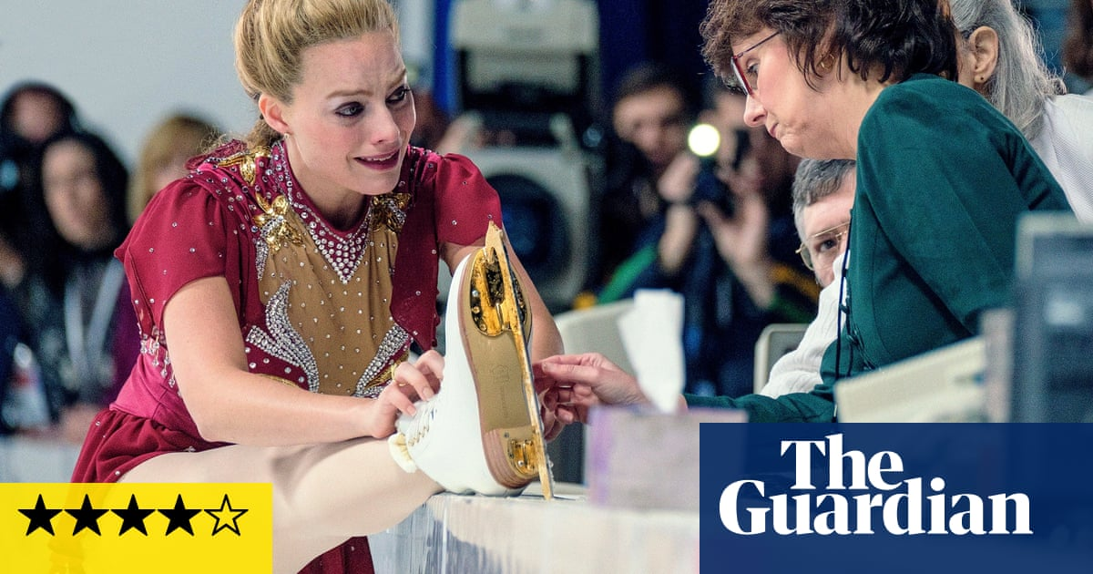 I, Tonya review – Margot Robbie doesn't put a foot wrong