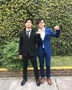 Bruno Rodriguez and Eyal Weintraub