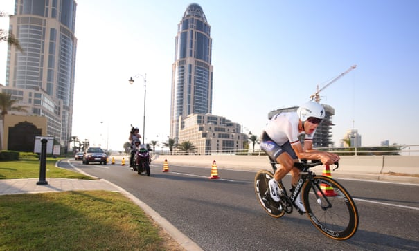Tony Martin wins men's Road World Championships time trial – as it