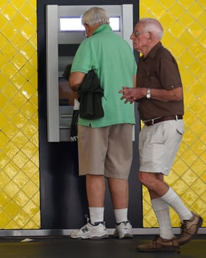 The banking industry is working to protect elderly people from financial abuse.
