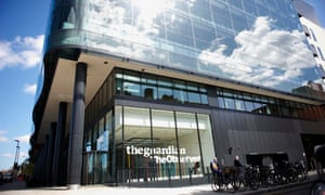 The Guardian office, Kings Place