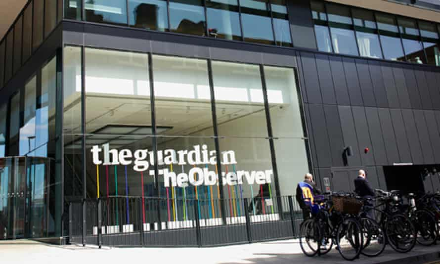 The Guardian said section 40, which could force publishers to pay costs of people who sue them, was 'not fit for purpose'.
