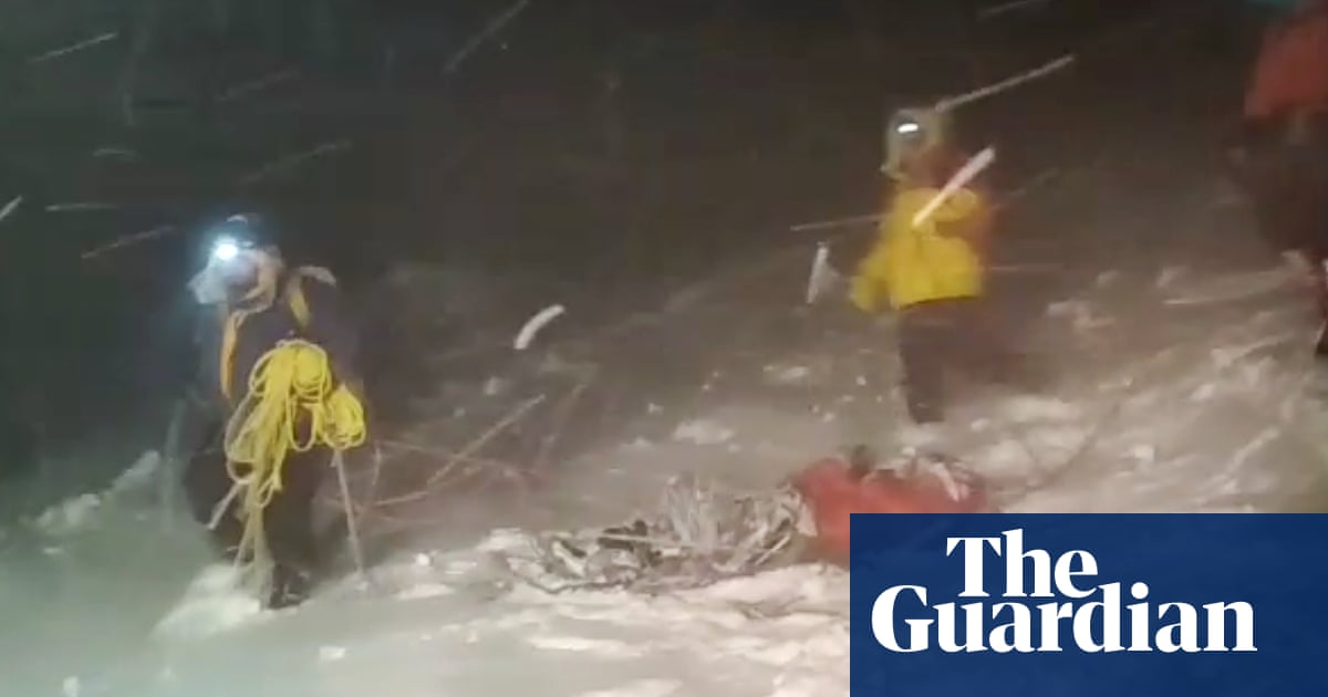 Five climbers die after blizzards on Russia's Mount Elbrus