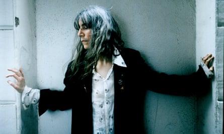 Patti Smith, April 2002