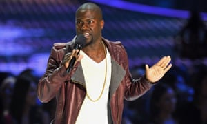 Kevin Hart onstage