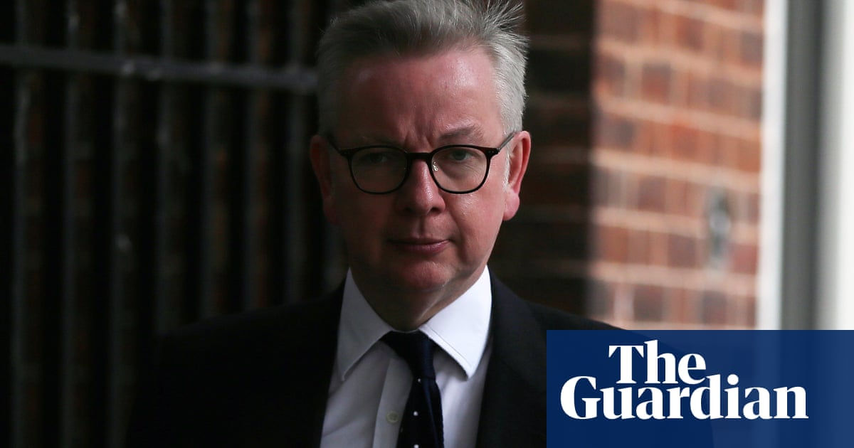 Gove rules out 'foolish' Scottish independence vote before election