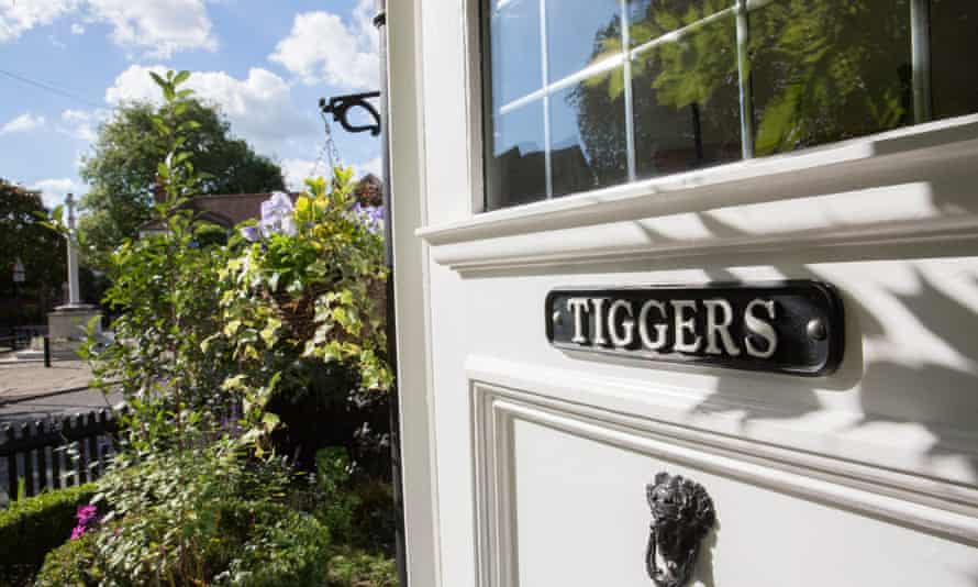'A purr-fect cat-friendly stay': Tiggers Cottage, Berkshire.