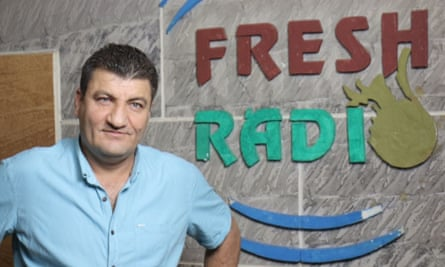Raed Fares campaigned for education, democracy and for an end to the bloodshed in Syria.