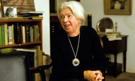 Mary Lavin.