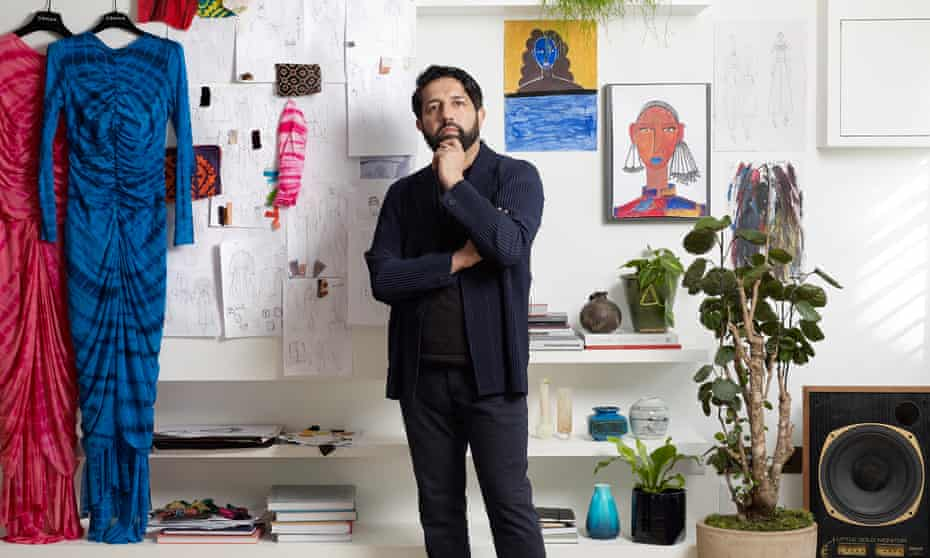 Osman Yousefzada fashion designer