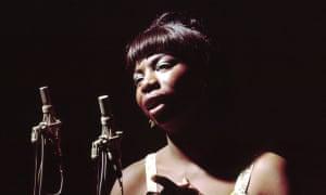 Nina Simone in 1960