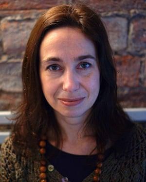 Former astronomer turned author Pippa Goldschmidt