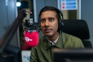 Nihal Arthanayake … one of the few BME national phone-in presenters