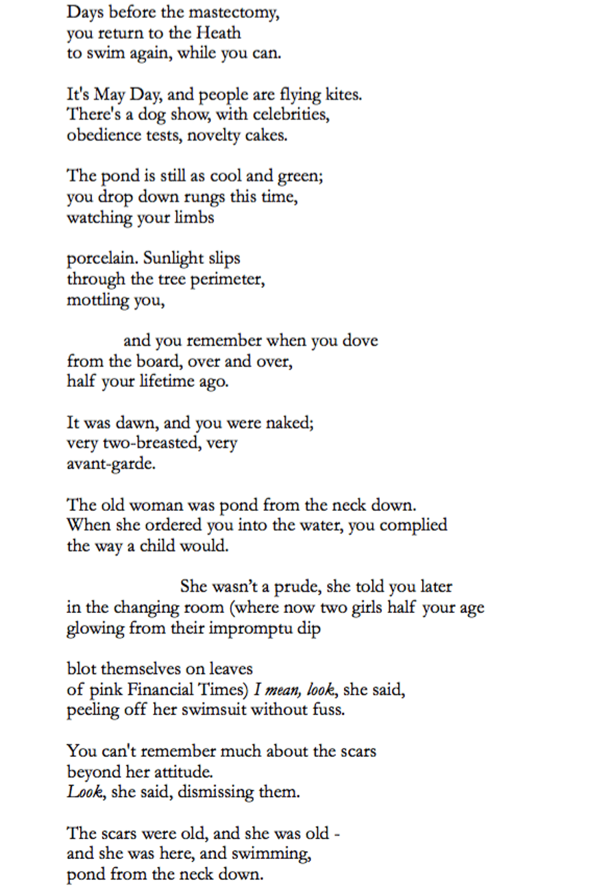 Women Poets' prize