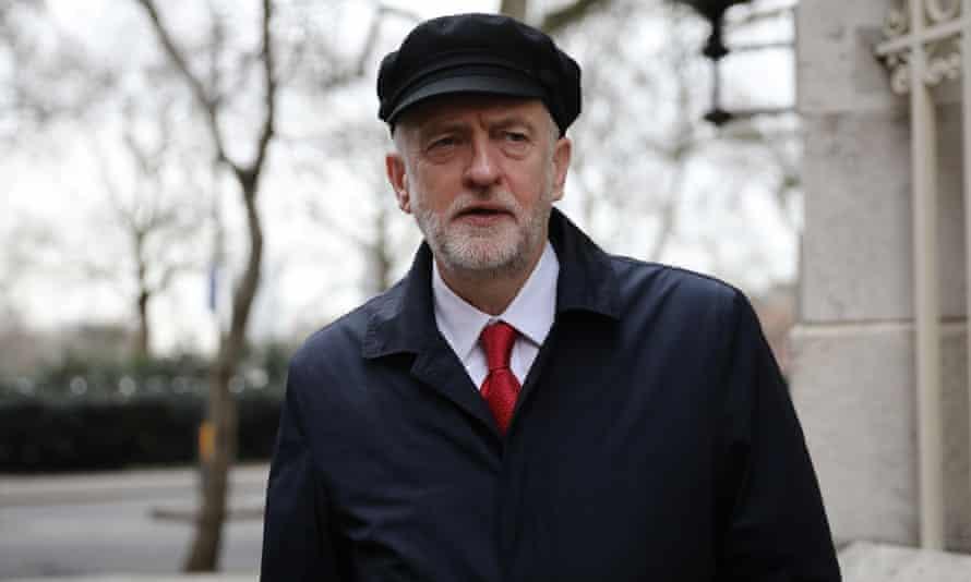 Jeremy Corbyn, January 2017