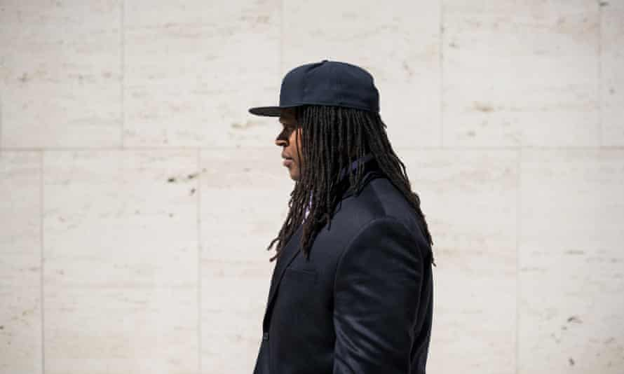 Shaka Senghor: 'My story is an American story. It's really the American story'.