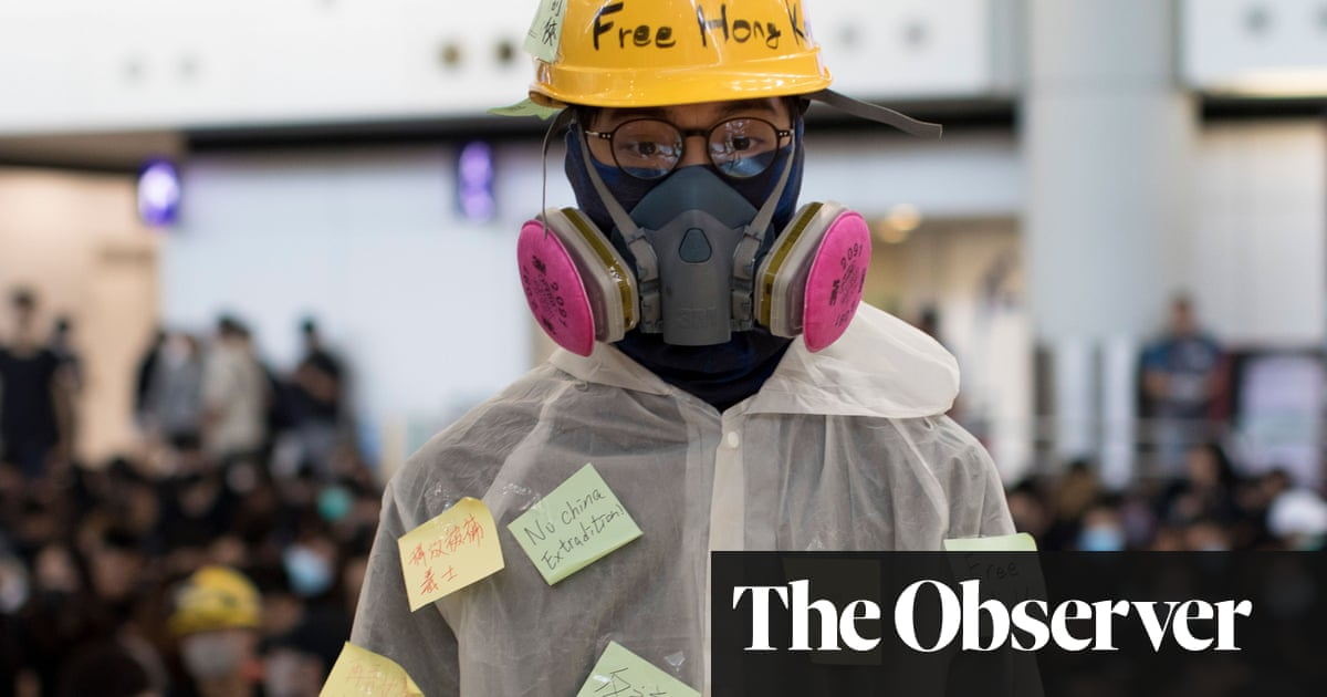 Beijing's new weapon to muffle Hong Kong protests: fake news