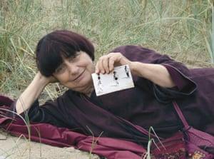 Varda in The Beaches of Agnes in 2008