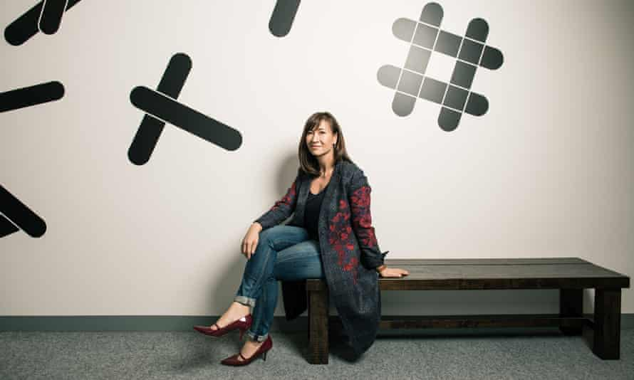 Anne Toth, Slack's head of people and policy.